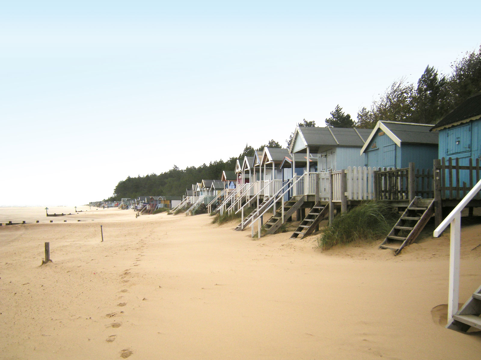 Norfolk Coast Path at Wells-next-the-Sea (picture by Jeremy Bartlett)